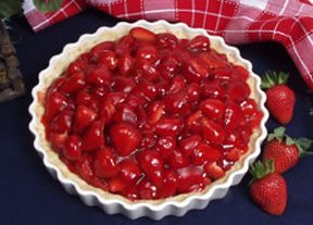 Fresh Strawberry Pie