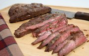 How to Grill a Flank Steak
