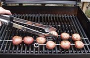 Grilling Fruits and Vegetables