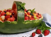 How to Create a Watermelon Basket