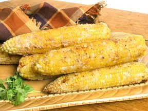 Cheesy Corn on the Cob
