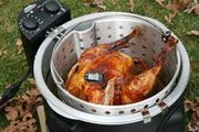 Deep-Frying a Whole Turkey