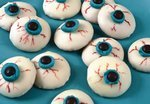 Happy Halloween Creepy Eyeballs . . . Aagghh!