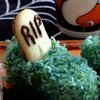 Ghostly Graveyard Cakes Recipe