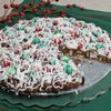 Holiday Chocolate Pizza