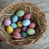 Color Easter Eggs with Natural Dye