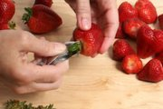 Strawberry Preparation