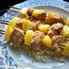 Dyno-Mite Marinated Chicken Kabobs Recipe