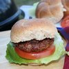 Grilled Beef and Pork Burgers