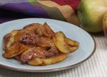 Caramelized Fried Apples