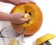 How to Clean a Pumpkin for Carving