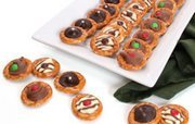 How to Make Chocolate Drop Pretzel Cookies