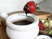 How to Prepare Chocolate  Fondue
