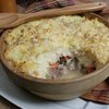 Parsnip Topped Shepherd's Pie
