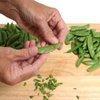 How to Prepare Fresh Peas
