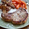 Grilled Seasoned Pork Chops