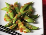 Asian Style Sugar Snap Peas