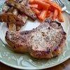 Grilling Pork