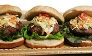 Make the Perfect Burger for Super Bowl Fans