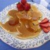 Buttermilk Pancakes Kid Style