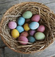 Coloring Eggs with Natural Dyes
