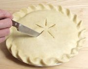 How to Make a Double Crust Pie