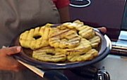 Grilling Pineapple Rings