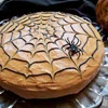 Spiderweb Cake