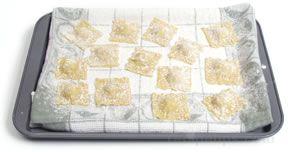 Pasta Handling Safety  Storage
