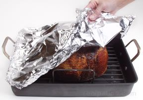 how to cook ham shank in oven
