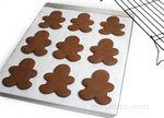 Cool Cookie Sheets between Batches
