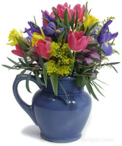 Summer Inspired Centerpieces