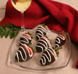 Chocolate Covered Strawberries Article