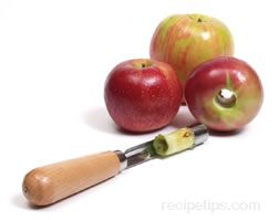 Apple Preparation