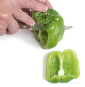 Grilling Peppers Article