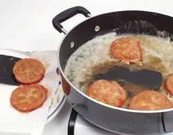 How to Make Fried Tomatoes