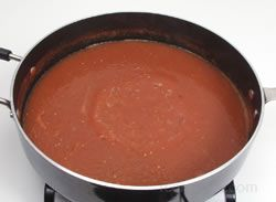 homemade tomato sauce Article