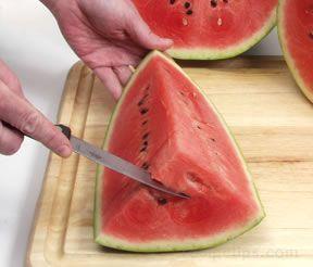 Как проверить качество арбуза в домашних условиях 753
