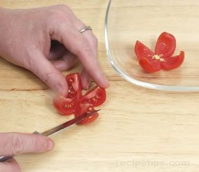 Cherry Tomato Flower Article