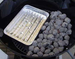 grilling tips for poultry  fish Article