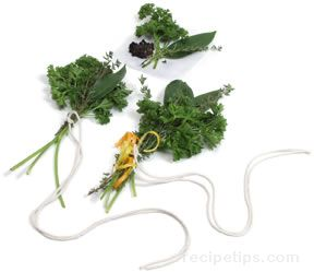 bouquet garni Article