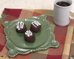 for the love of chocolate truffles Article