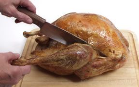 cooking and carving a turkey Article